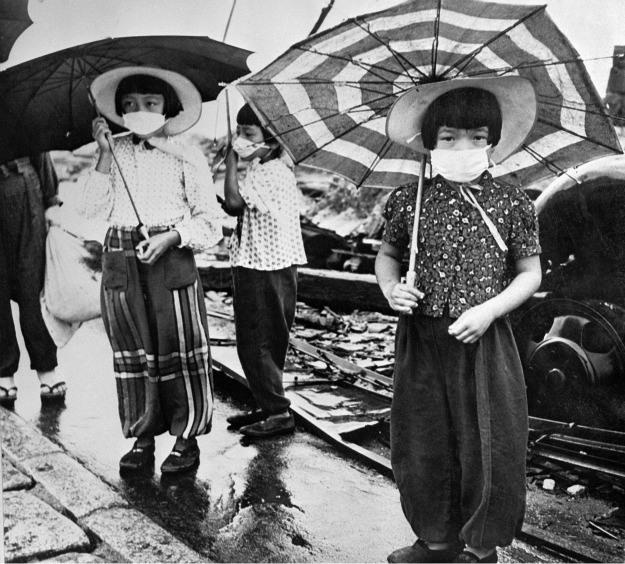 bambini Hiroshima