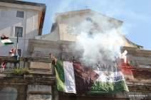Italia Palestina. Foto Alessio Fratticcioli