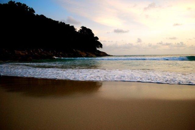 Bali spiaggia isola tropicale