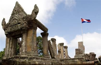 tempio khmer cambogia thailandia