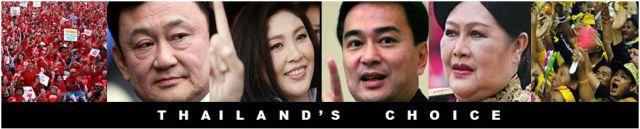 thailandia elezioni militari pheu thai