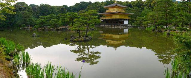 Tempio del Padiglione Dorato (o Kinkaku-ji)
