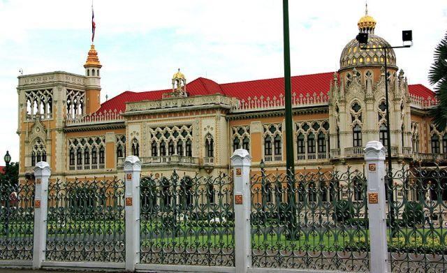 Palazzo Governo Regno Thailandia