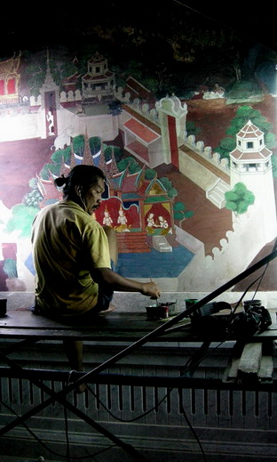 jataka painter