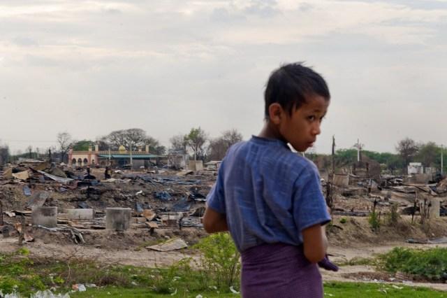 birmania myanmar buddisti musulmani