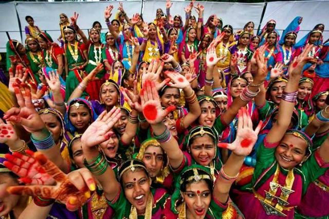 india indipendenza ragazze