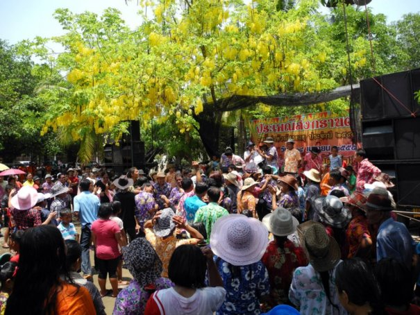 albero nazionale thai