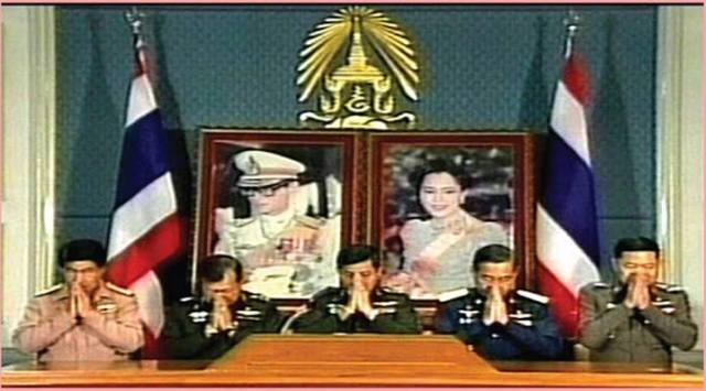 thailandia colpo di stato 2006 foto