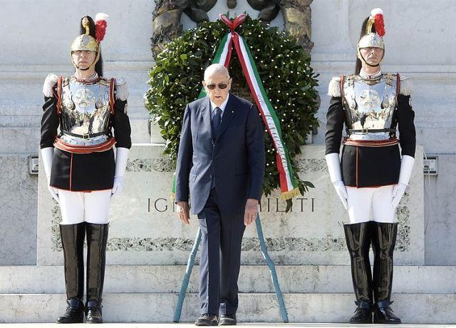 Napolitano Presdente incriticabile