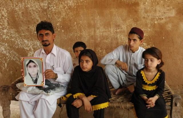 droni Pakistan Rafeequl Rehman