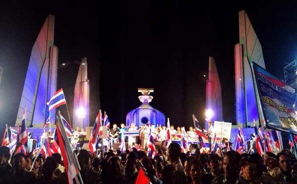 palco bangkok thailandia