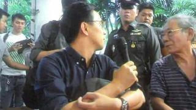thailandia regime dittatura repressione