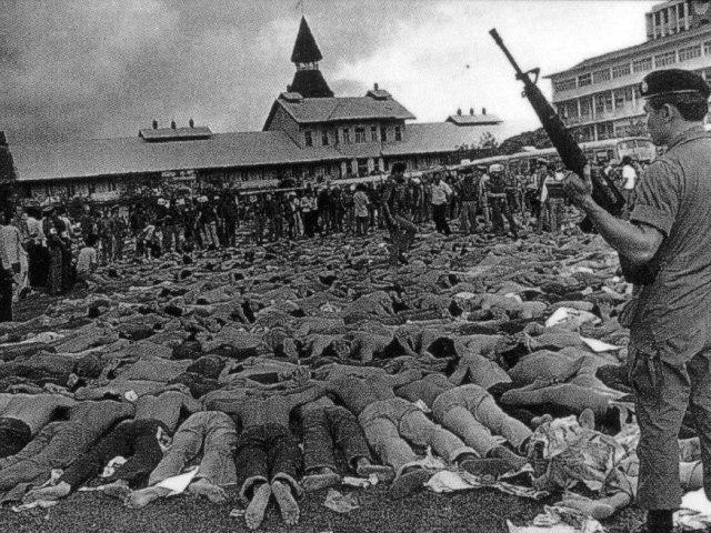 Universita Thammasat 6 ottobre 1976