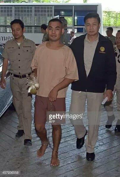 thailandia lesa maesta recita condanna