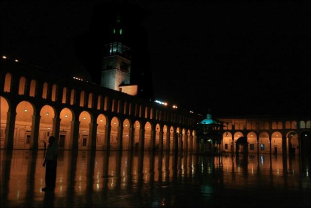 Omayyadi Damasco Siria