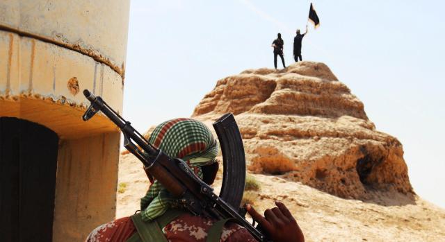 ISIS Salahuddin AFP