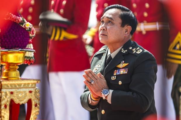 Thailandia, Prayuth Chan-ocha, AFP.
