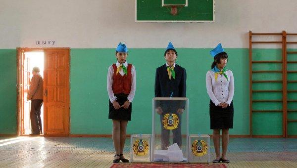 elezioni kazakistan