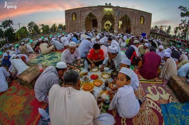Iftar Thailand pattani