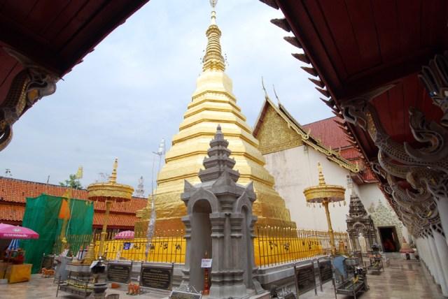 thailandia tempio tigre Wat Phra That Cho Hee Chedi