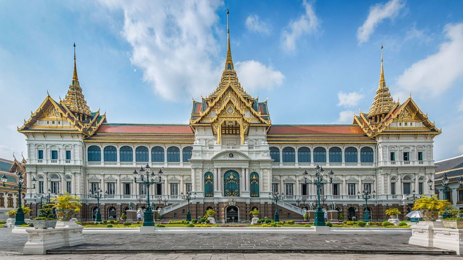 bangkok palazzo reale thailandia