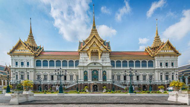 bangkok palazzo reale thailandia viaggi