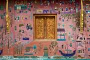 L'esterno del Wat Xieng Thong, Luang Prabang, Laos. Foto McKay Savage/Wikipedia