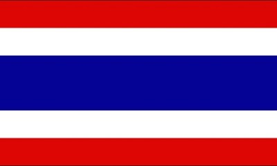 bandiera thailandese