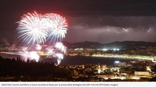 Nizza 14 luglio 2016