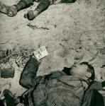 Soldato italiano morto Africa