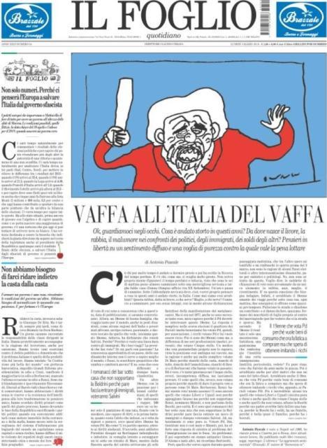 elezioni_prima_pagina_Foglio