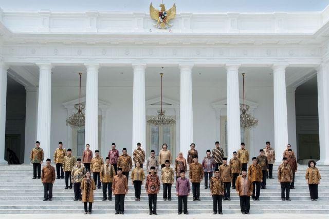 indonesia-cabinet