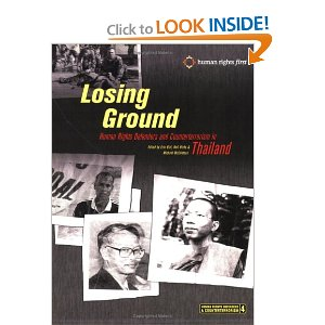 Losing Ground Human Rights Defenders and Counterterrorism in Thailand