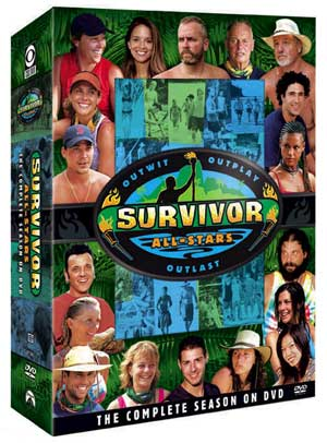 Survivor All-Stars – The Complete Season