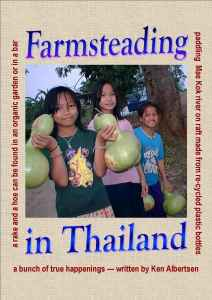 Farmsteading in Thailand