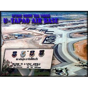 U-Tapao (Utapao) Air Base Thailand, 1967- 1972