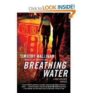Breathing Water (Poke Rafferty Thrillers)