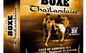 Thai Boxing 3 DVD Box Set-D
