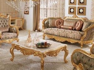Kursi Tamu Mewah Duco Best Luxury