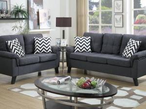 Kursi Tamu Sofa Model Retro