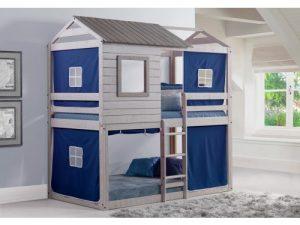 Tempat Tidur Tingkat Rumah Modern