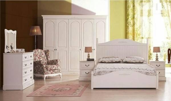 1 Set Tempat Tidur Mewah