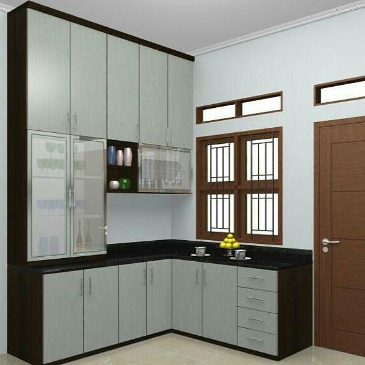 Jual Kitchen Set Minimalis Depok
