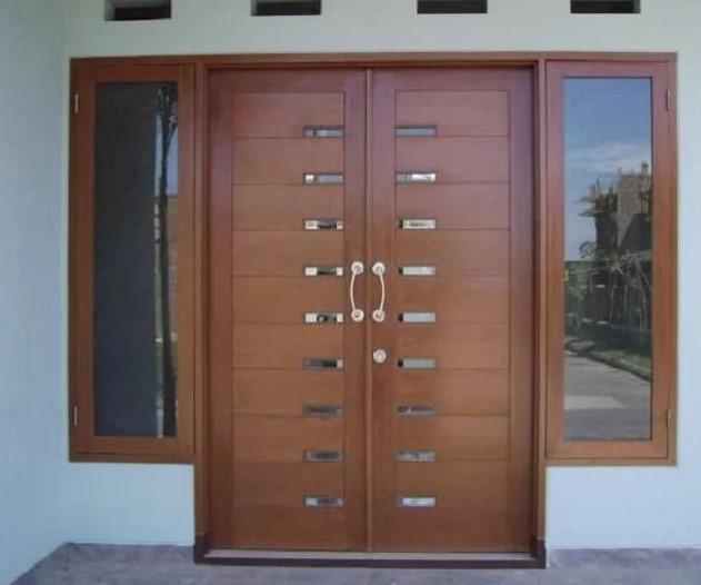 pintu gaya modern