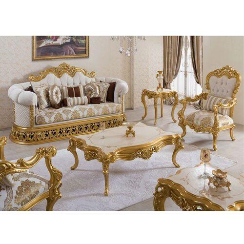 Set Kursi Tamu Sofa Mewah Madrid