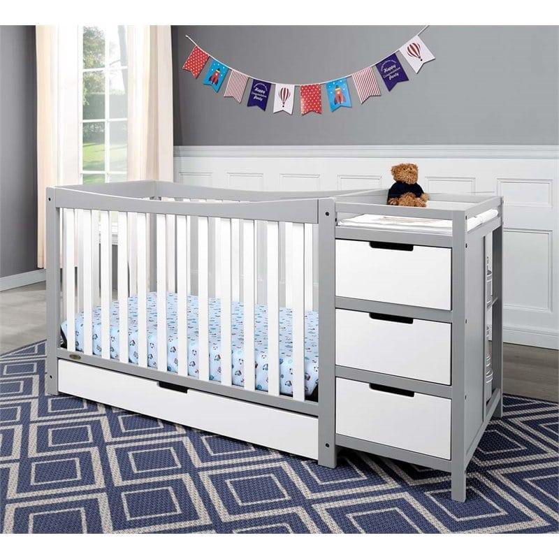 Tempat Tidur Bayi Minimalis Laci