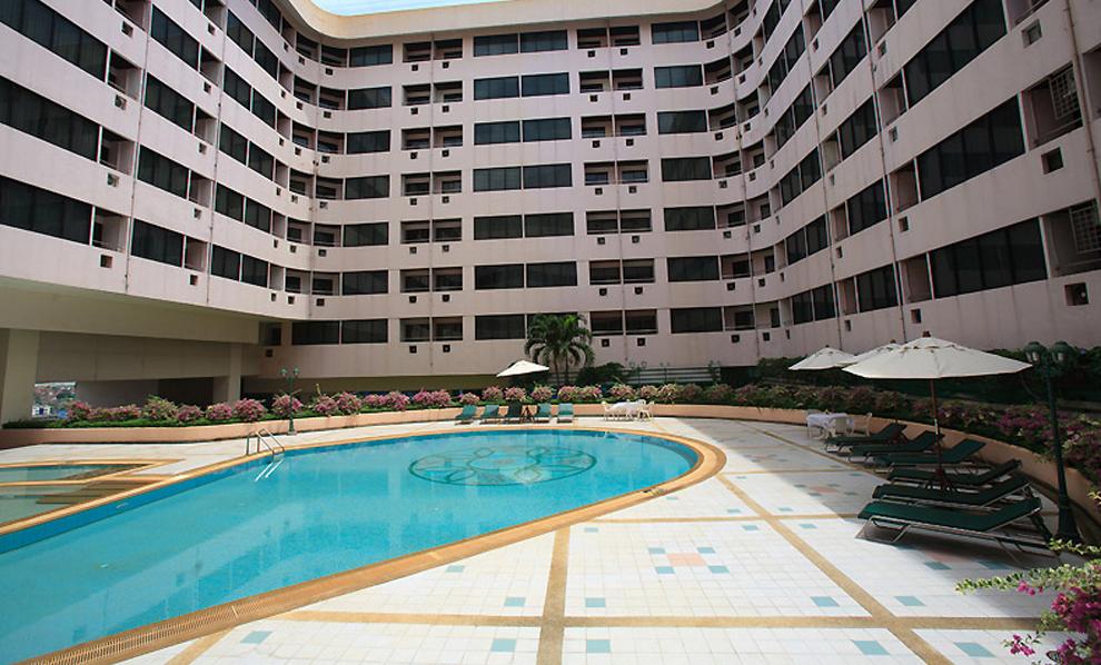 Asia Airport Hotel : Swimming Pool