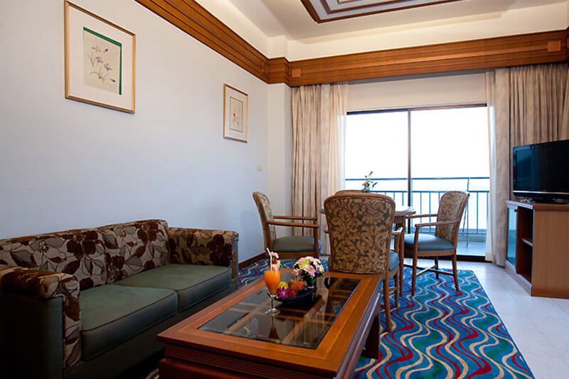 Asia Cha Am Hotel : Asia Suite (Main Building)