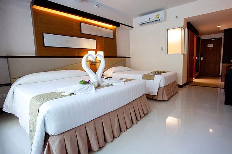 Asia Cha Am Hotel : Premier Pool Villa