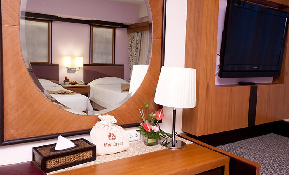 Asia Cha Am Hotel : Superior Pool Villa